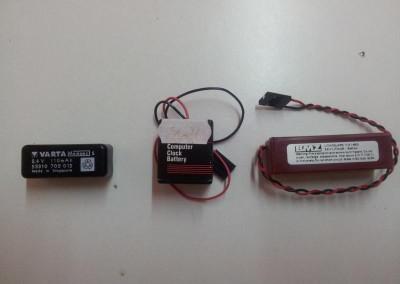 Speicherbatterien für